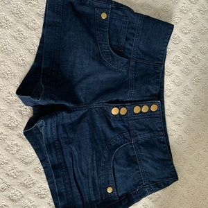 Guess 5 button shorts